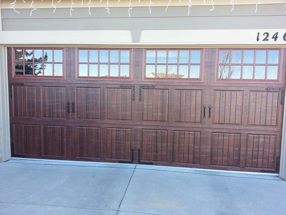 Colorado garage door pros for Garage door repair longmont co
