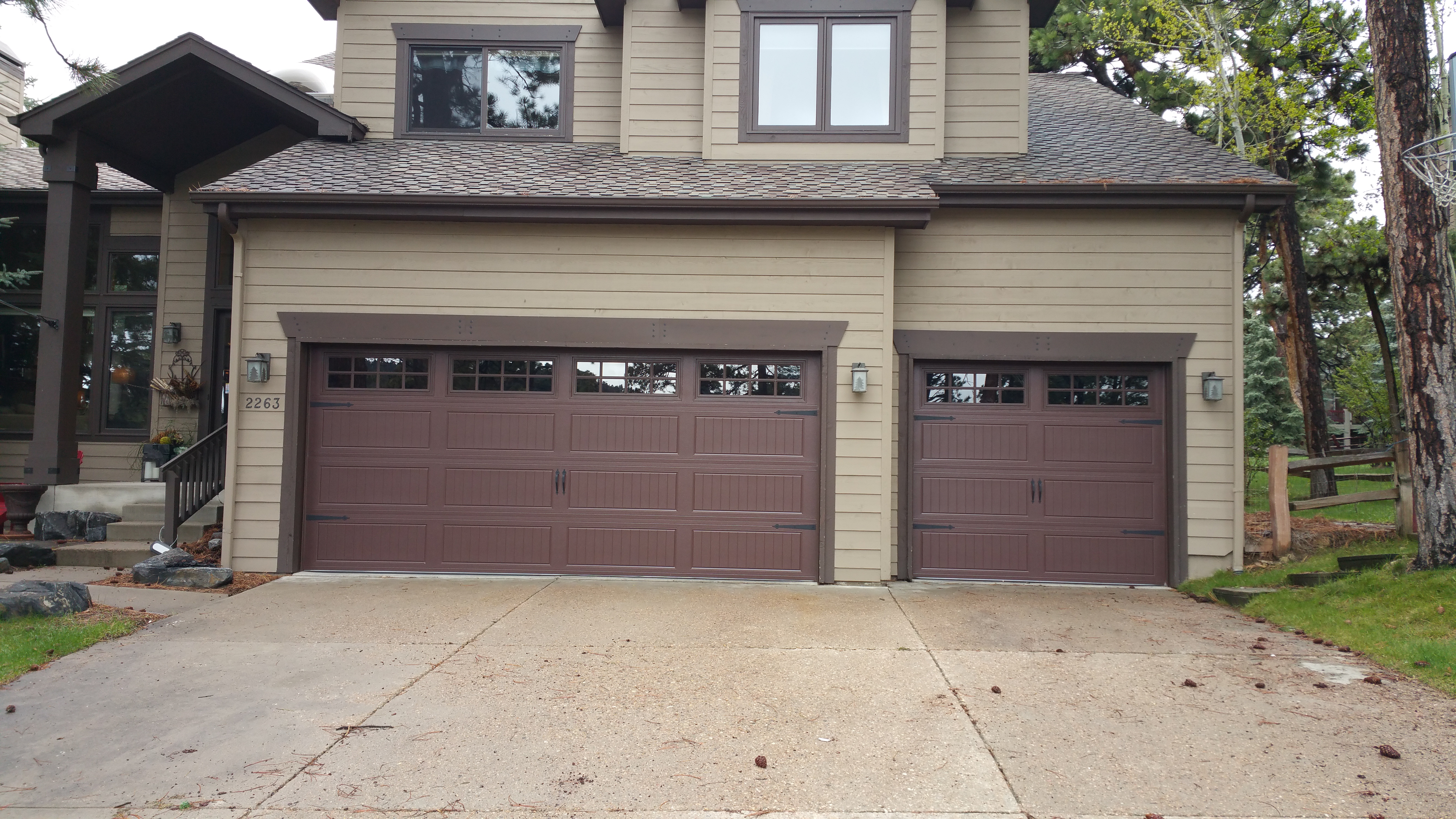 Garage door repair thornton garage door repair thornton for Dublin garage door repair