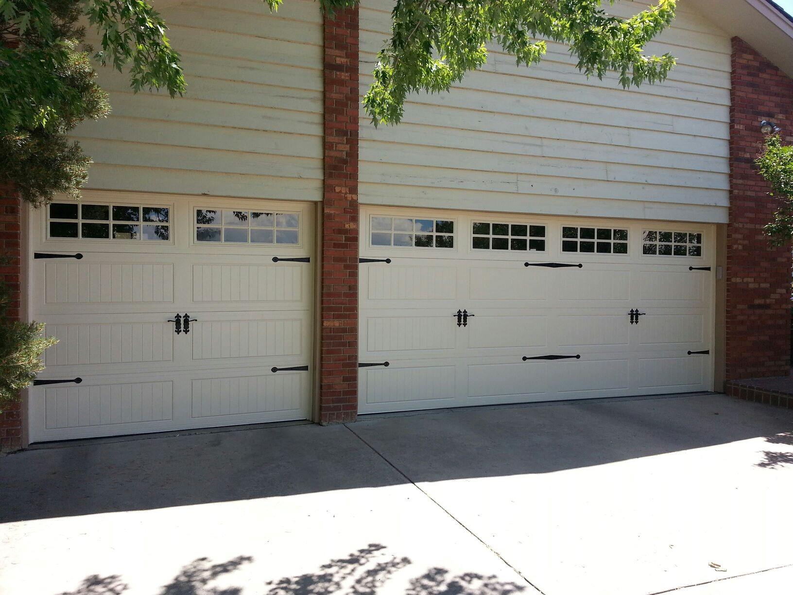 repair garage aluminum castle door rock doors mountain residential fox modern