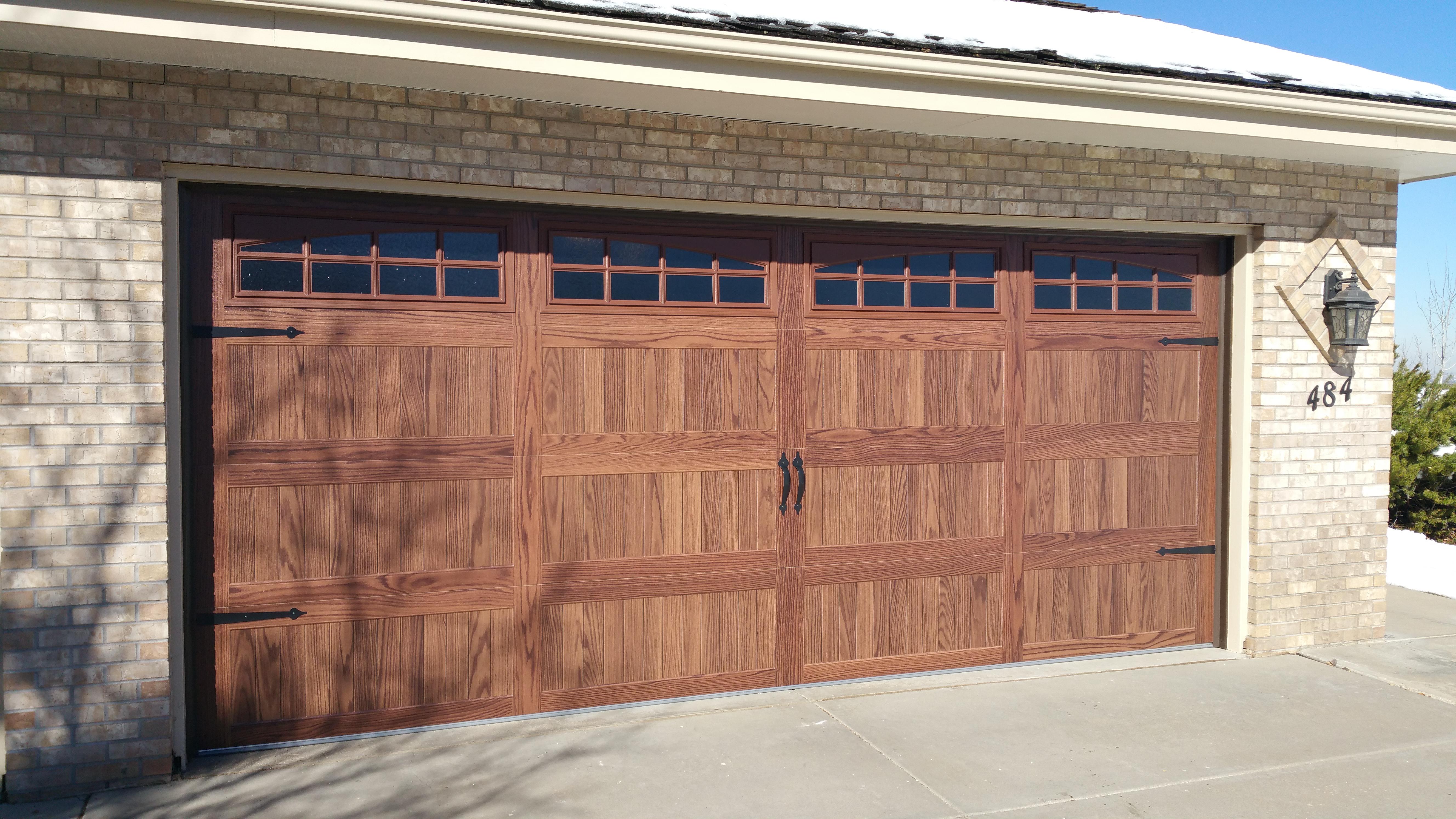 Portfolio Garage Doors Thornton Garage Door Repair Broomfield